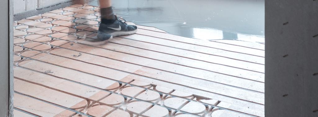 suelo tecnico radiante